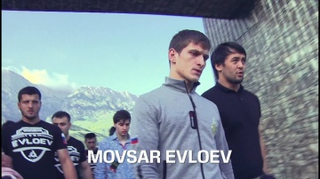 Movsar Evloev's HL before his fight on M-1 Challenge 95 21th July