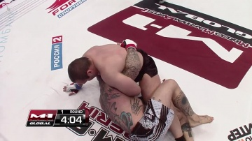 Jeff Monson vs Denis Komkin, M-1 Global: Fedor vs Rizzo