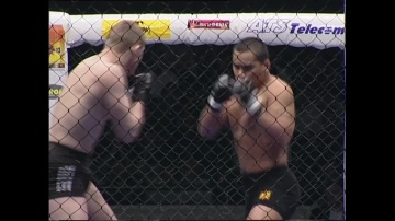 Ilya Kudryashov vs Ronny Hoekstra, M-1 MFC: Russia vs the World 1