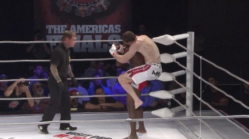 Joshua Thorpe vs Brendan Weafer, M-1 Selection 2010: The Americas Finals