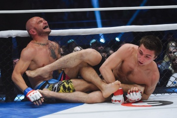 Dragan Pesic vs Khamzat Dalgiev, M-1 Challenge 79