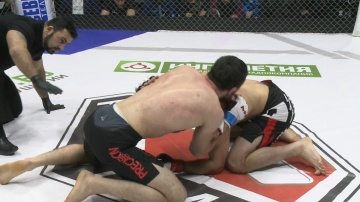 Ayub Turaev vs Omar Dzhamalov, Road to M-1