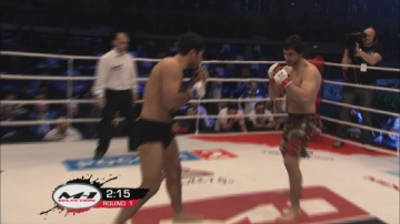 Radik Iboyan vs Yunus Tagirov, M-1 Selection 2011: European Tournament