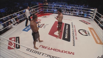 Shamil Abdulkerimov vs Sully Bull, M-1 Selection 2011: European Tournament