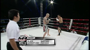 Niko Puhakka vs David Martinez, M-1 Challenge 03