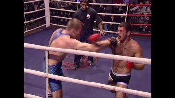 Ashot Konstandyan vs Alexander Popov, M-1 MFC: Exclusive Fight Night 3