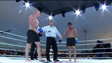vs Dmitriy Starikov, M-1 Selection 5