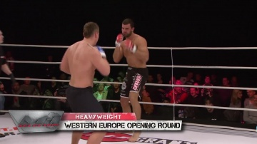 David Baziak vs Borislav Iglev, M-1 Selection 2010: Western Europe Round 2