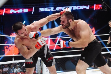 Dmitry Mikutsa vs Dmitry Tebekin, M-1 Challenge 79