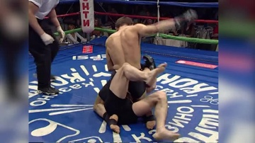 Magomed Khimelov vs Islam Radzhabov, Northwest Open MixFight Championship
