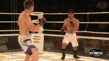 Eugen Dell vs Alisher Abdulloev, Road to M-1: Germany