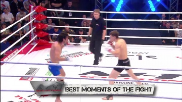 Arsen Ubaidulaev vs Artem Damkovsky, M-1 Selection 2010: Eastern Europe Round 3