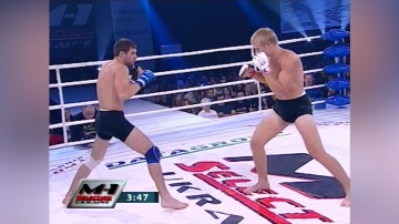 Sergey Adamchuk vs Alexander Zinchenko, M-1 Selection Ukraine 2010 - Clash of the Titans