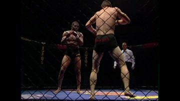 Jason Jones vs Sergey Naumov, M-1 MFC: Heavyweight GP