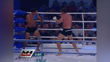 Artem Grodnik vs Renat Lyatifov, M-1 Selection Ukraine 2010 - Clash of the Titans