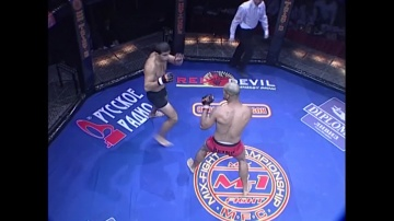 Arman Gambaryan vs Fabricio Moura, M-1 MFC: Russia vs the World 6