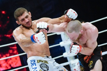 Eduardo Ramon vs Danila Prikaza, M-1 Challenge Battle in Atyrau