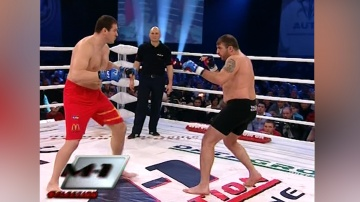 Vahan Bojukyan vs Vyacheslav Kostyuk, M-1 Selection Ukraine 2010 - The Finals