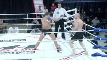 Magomed Umarov vs Maxim Grishin, M-1 Selection 1