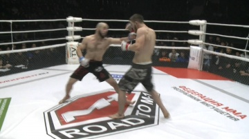 Magomed-Emin Rasuev vs Adam Tsurov, Road to M-1