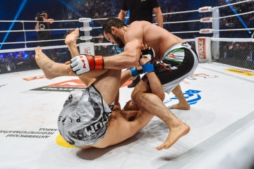 Abukar Yandiev vs Anthony Christodoulou, M-1 Challenge 68
