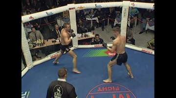 Ronny Rivano vs Danila Veselov, M-1 MFC: Russia vs the World 2