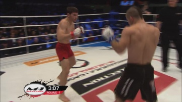 Alexey Nevzorov vs Antun Racic, M-1 Selection 2011: European Tournament