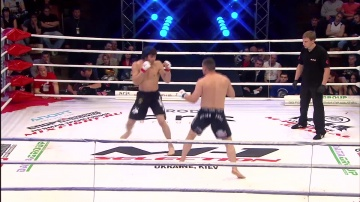 Aleksey Belyaev vs Murad Magomedov, M-1 Selection 2010: Eastern Europe Round 3