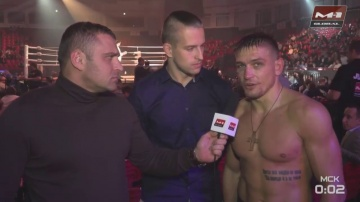 "Maxim Grabovich: ""It's never late to develop yourself in MMA"""