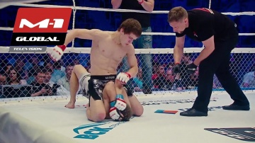 Lee Morrison vs Movsar Evloev on M-1 Challenge 73