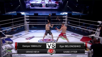 Daniyar Ismailov vs Egor Beloshonko, Road to M-1 - Saint Petersburg 3