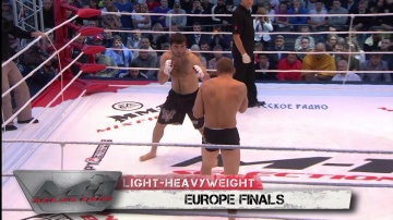 Shamil Tinagadjiev vs Vyacheslav Vasilevsky, M-1 Selection 2010: Battle on Neva