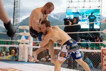 Pavel Vitruk vs Lee Morrison, M-1 Challenge 58