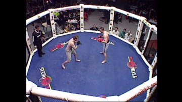 Ilya Kudryashov vs Jhitry Shapipov, M-1 MFC: European 2000