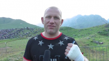 Sergei Kharitonov: I have three win streak in a row and I'm not going to stop