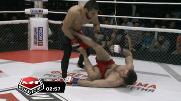 Shamil Magomedov vs Ilez Tutaev, Road to M-1