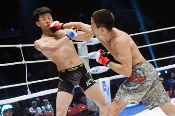 Won Jun Jang vs Bair Shtepin, M-1 Challenge 79
