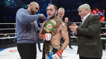 M-1 Challenge 99 highlights, November 17, Ingushetia, Russia