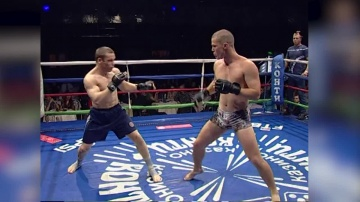 Denis Komkin vs Pavel Kositchkiy, Northwest Open MixFight Championship