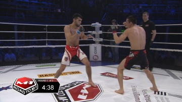 Abdulazis Dzhurabaev vs Akmal Khozhiev, Road to M-1 - Saint Petersburg 2