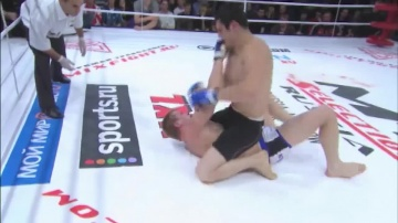 Dibir Zagirov vs Alexey Nazarov, M-1 Selection 8