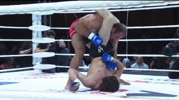 Murad Magomedov vs , M-1 Selection 5