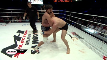 Alexander Romaschenko vs Ruslan Stepanyan, M-1 Selection 2010: Eastern Europe Round 2