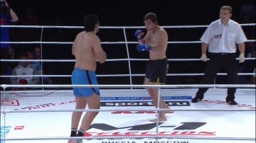 Magomed Rashidov vs Dmitri Starikov, M-1 Selection 2009 7