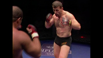 Ibragim Magomedov vs Carlos Clayton, M-1 MFC: Heavyweight GP