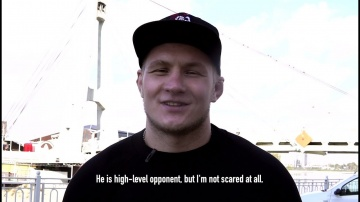 Artem Frolov: I'm coming for victory and nothing can stop me