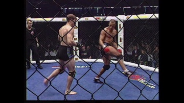 Alexey Donchin vs Marco Holkamp, M-1 MFC World Championship 1999