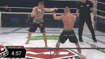 Alexey Ivanov vs Maxim Pugachev, Road to M-1 - Saint Petersburg