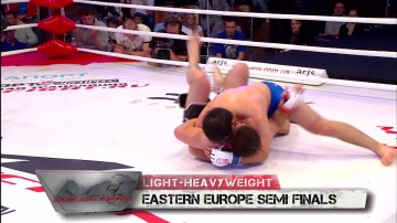 Shamil Tinagadjiev vs Murad Magomedov (Legion), M-1 Selection 2010: Eastern Europe Round 3