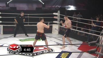 Pavel Balashov vs Anton Vyazigin, Road to M-1 - Saint Petersburg